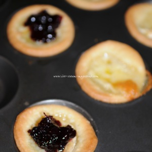 goats cheese blueberry tarts (copy 2)