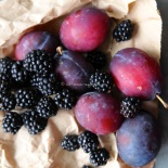 plum, blackberries brambles.2