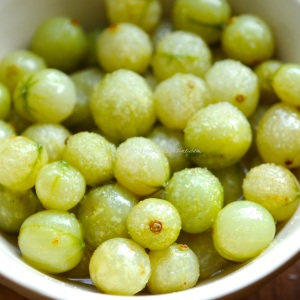 gooseberries  © www.ice-cream-magazine.com