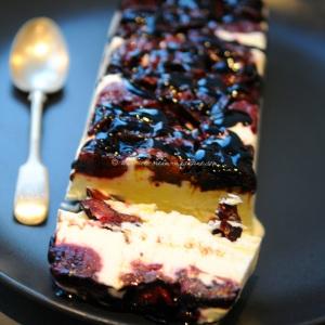 damson semifreddo   © www.ice-cream-magazine.com