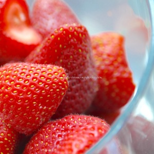 strawberries and cream ice cream © www.ice-cream-magazine.com