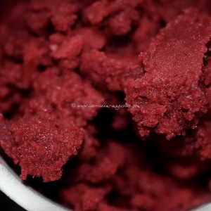 cranberry, port and beetroot sorbet © www.ice-cream-magazine.com