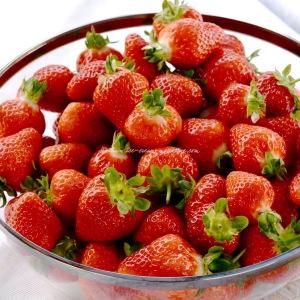 strawberries in purgatory sorbet © www.ice-cream-magazine.com